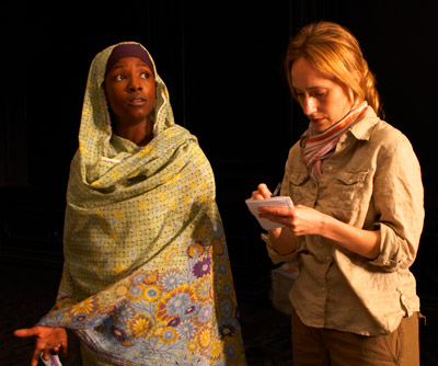 <em>In Darfur</em> photo by Joy Jacobs